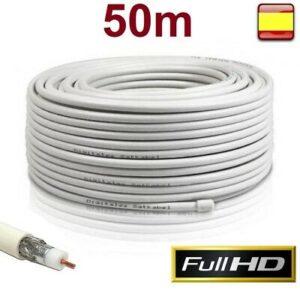 Mira estas opiniones acerca del 【Cable Coaxial De 75 Ohmios】 que más ha pasado por caja