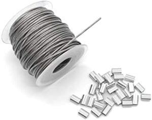 El 【Cable Acero 8mm】 2020: no vaya a ser que te vayas a ir sin que se te escapen uno para ti