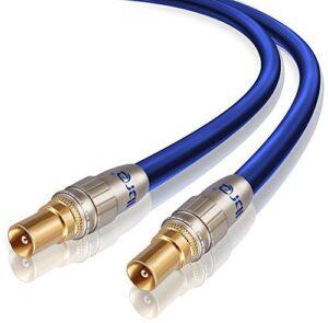 El futuro 【Cable Coaxial Antena】 que necesitarás - No hallarás algo parecido a esto